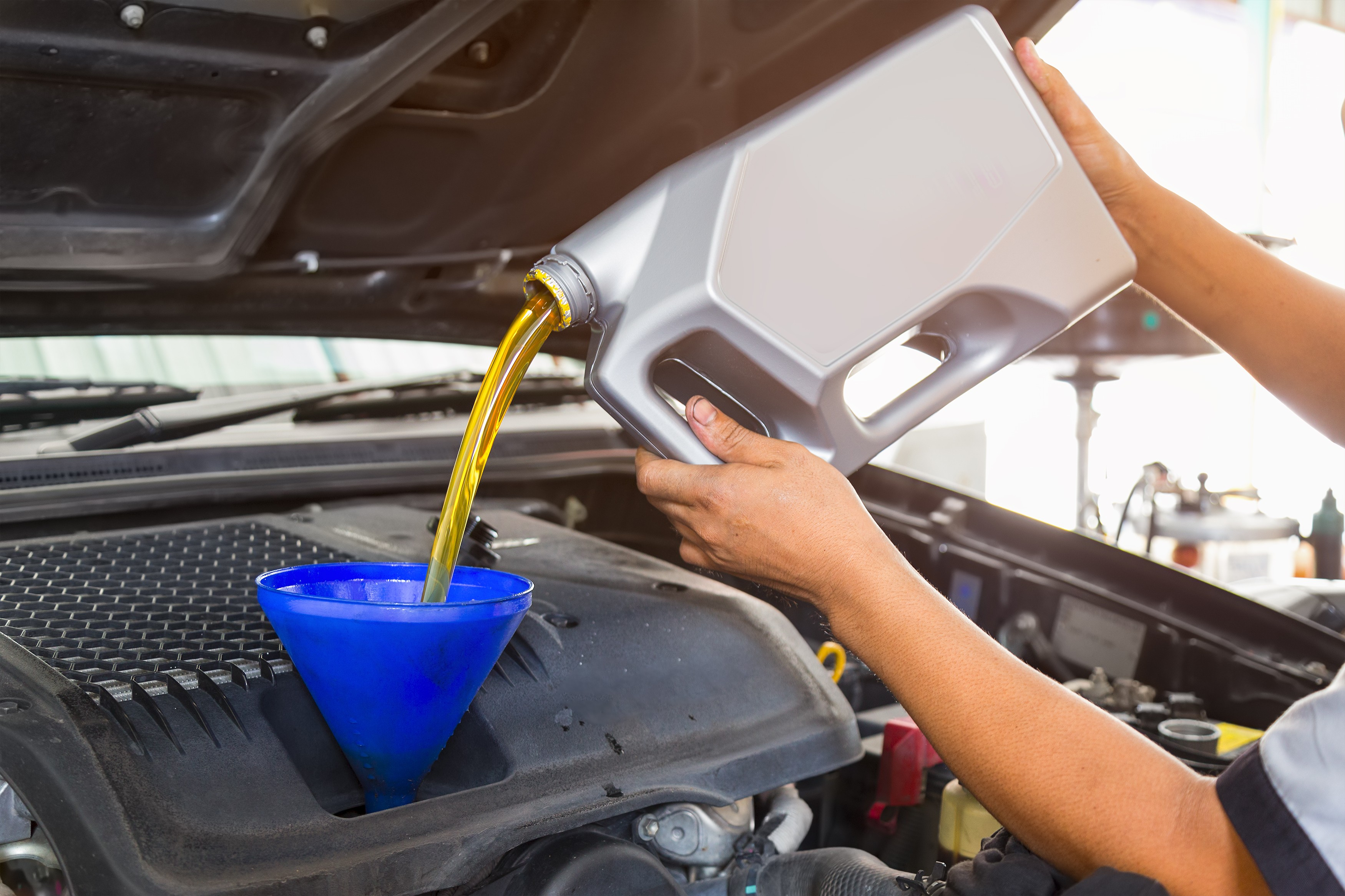 How Often Should You Change Your Car Oil?