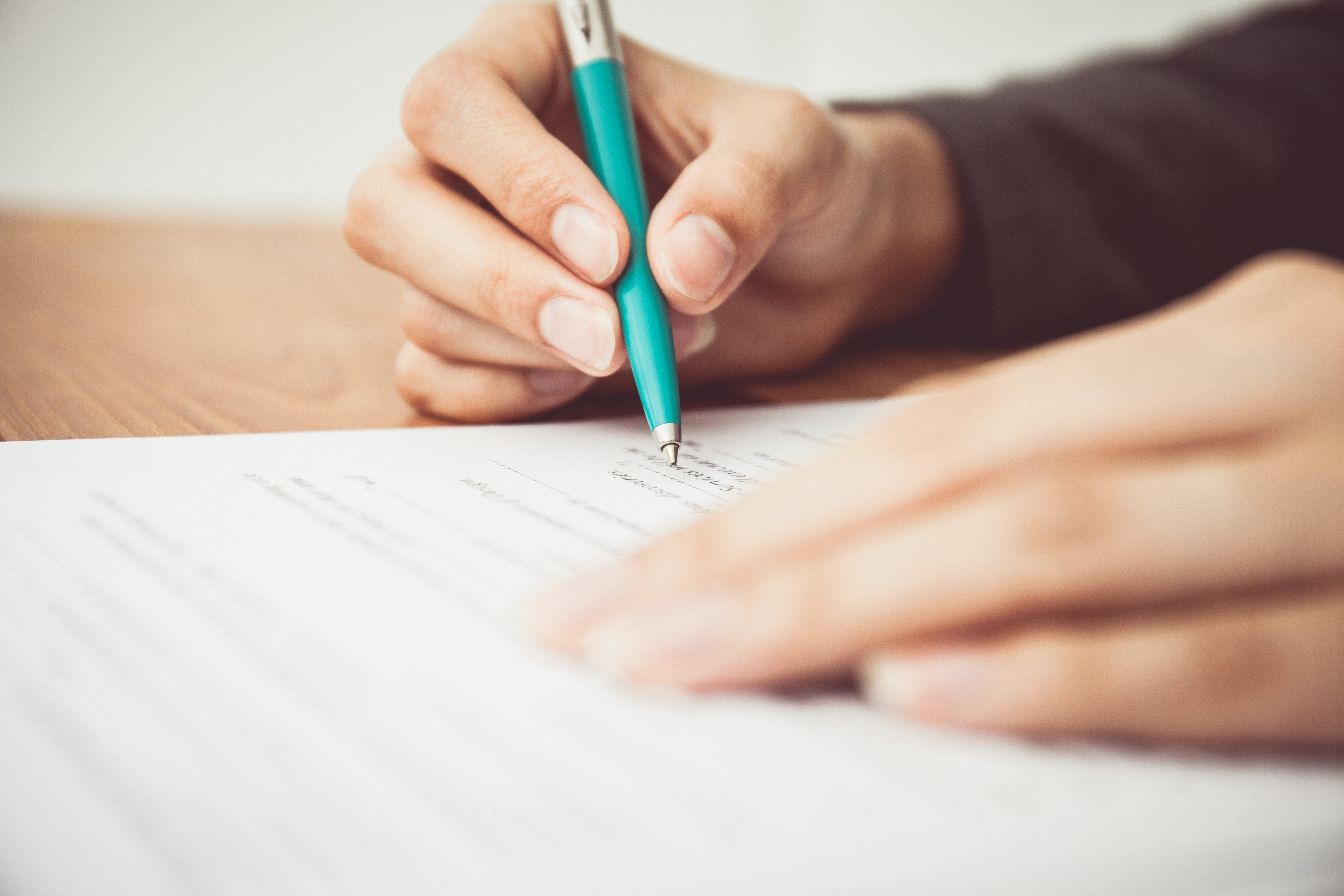 How to Write a Contract for Selling a Car