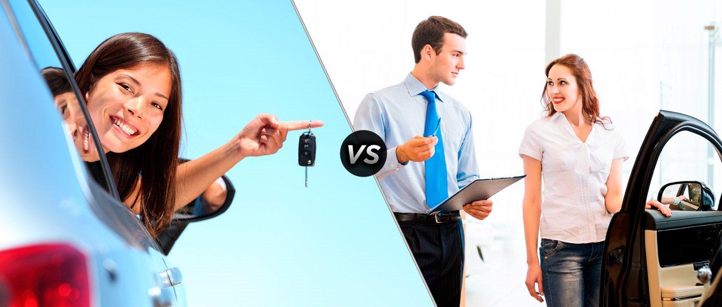 Car Leasing vs. Car Financing