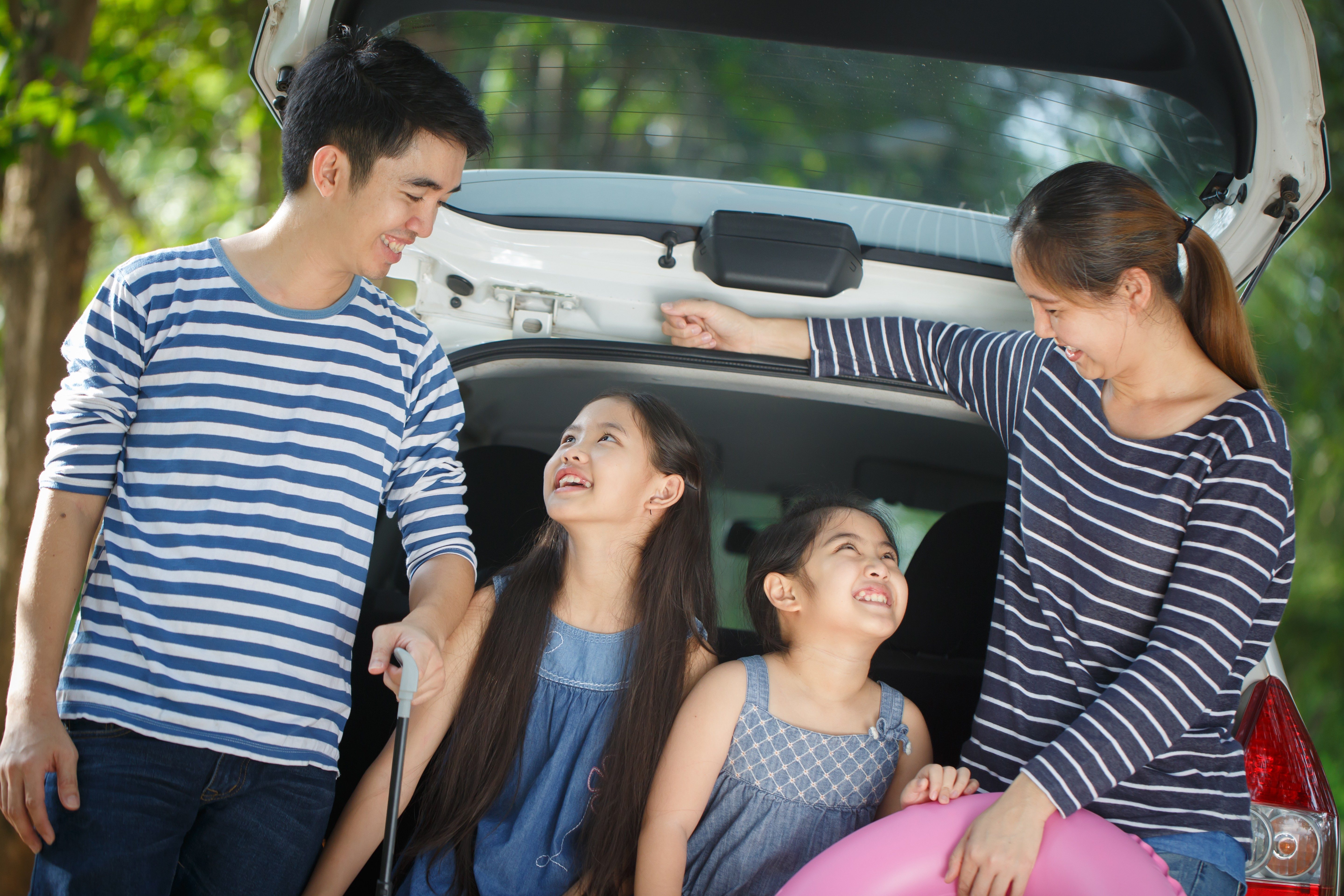 How to Buy a Family Car