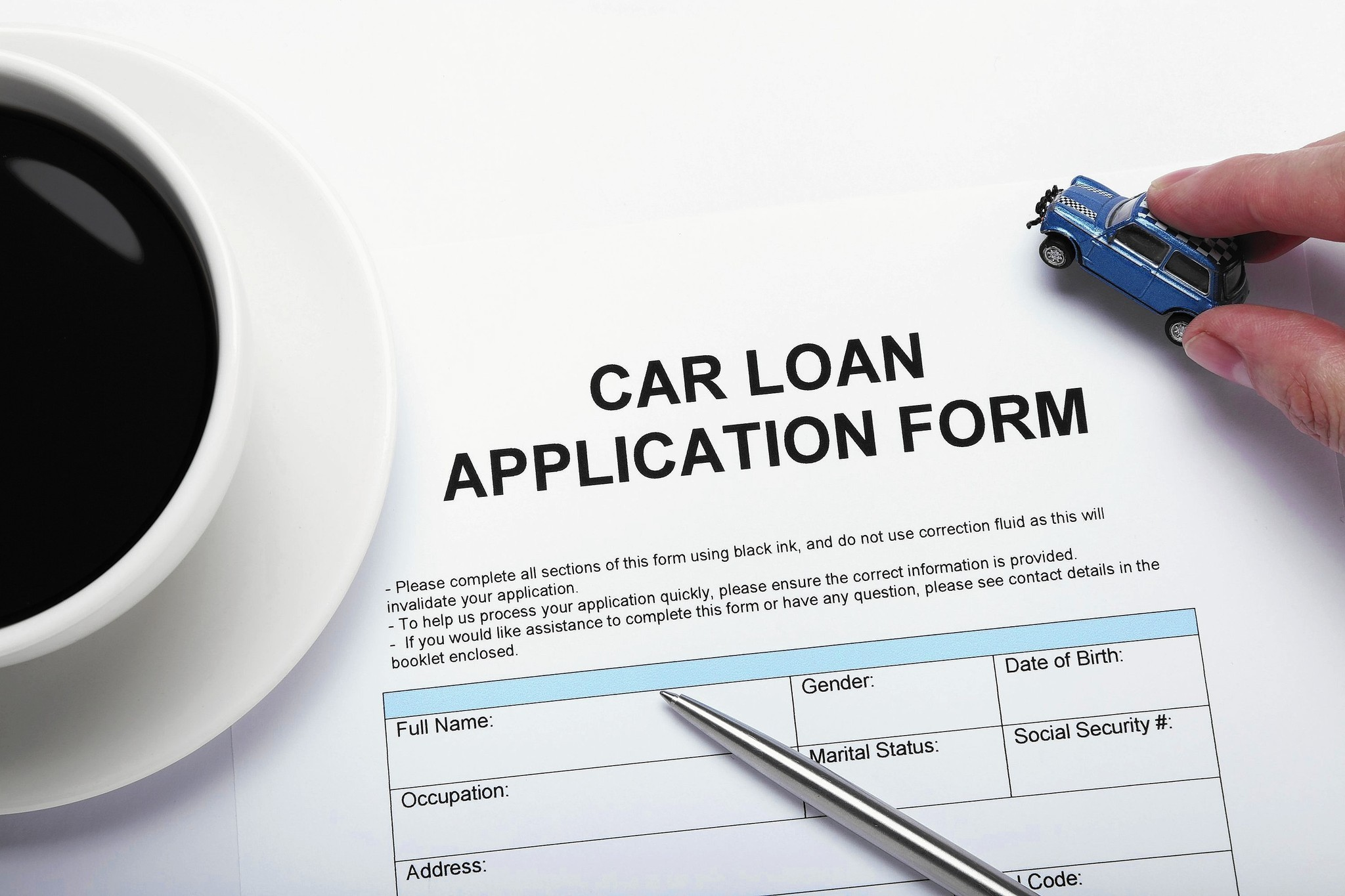 Why Should I Apply for a Car Loan?