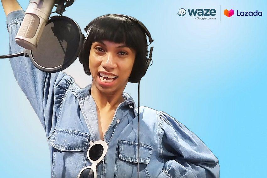 imiyuuuh Waze Voice Updates