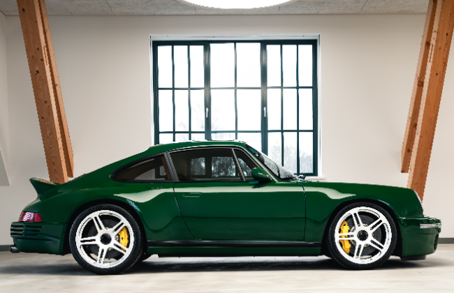 Green RUF SC