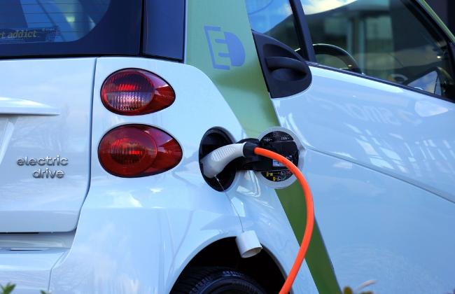 electric ccar charging
