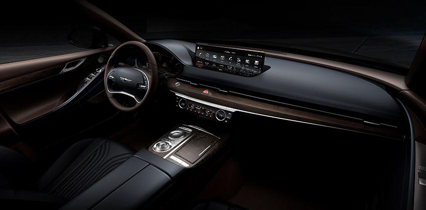 All-New Genesis G80