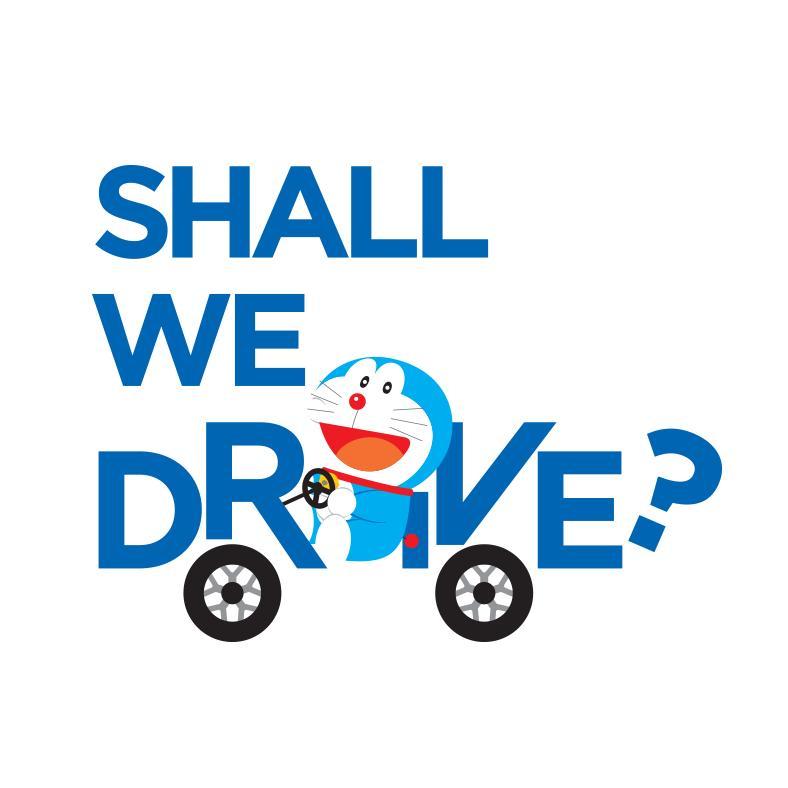 Shall we Drive Suzuki Doraemon
